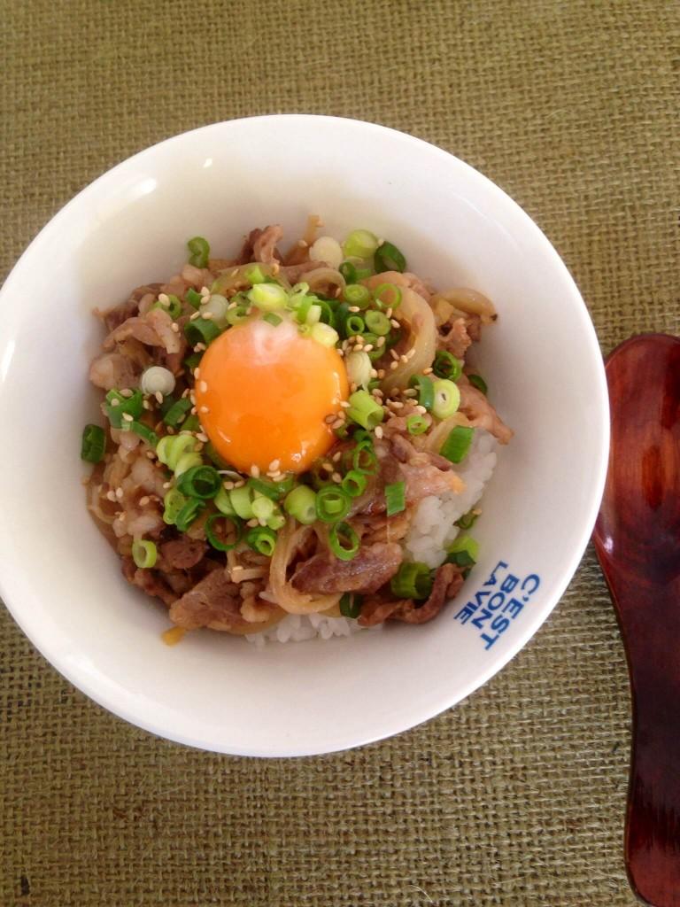 porkrice05 768x1024 塩レモン豚ハラミ丼♪