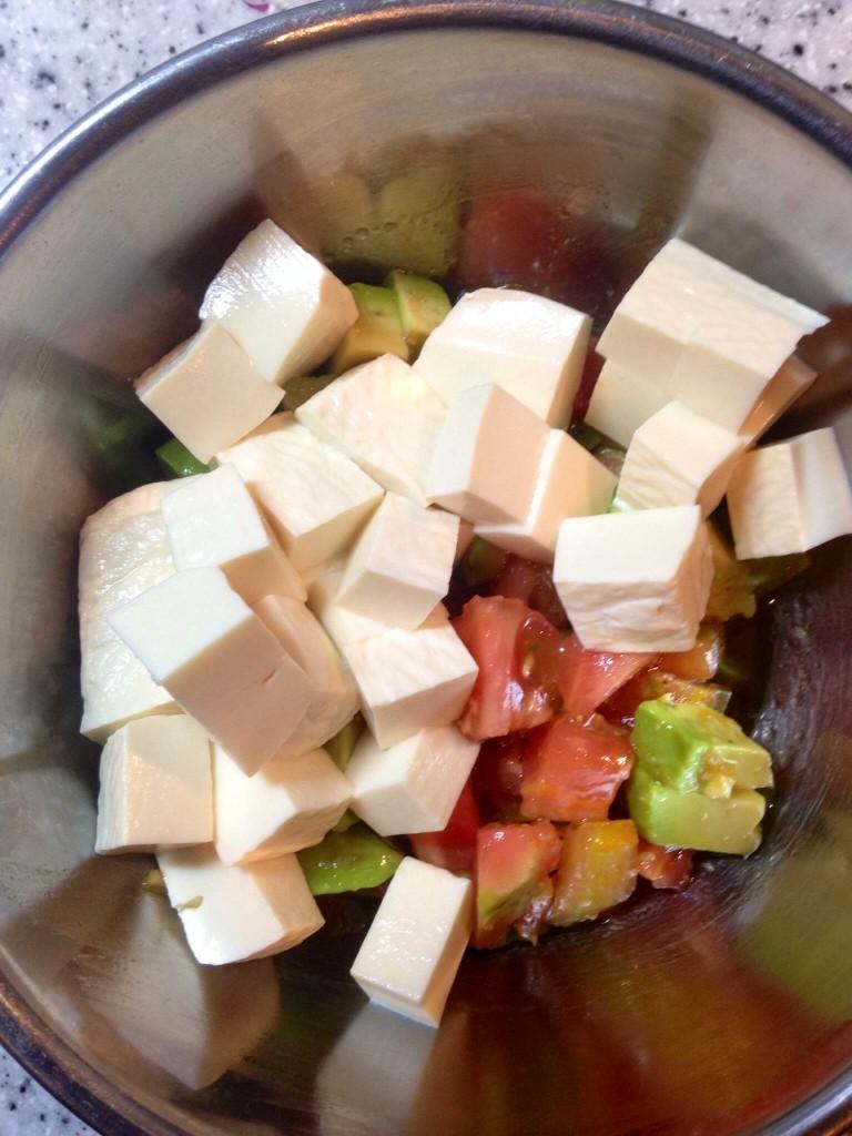 tofu05 768x1024 塩レモンアボカド豆腐カプレーゼ♪